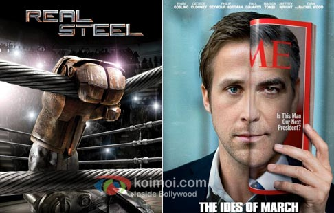 Real Steel Poster, The Ides Of March Poster