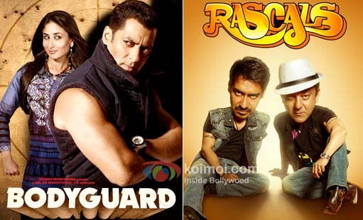 Bodyguard Movie Poster, Rascals Movie Poster