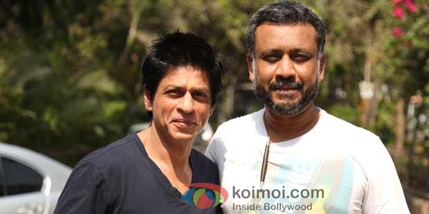 Shah Rukh Khan, Anubhav Sinha