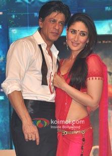 Shah Rukh Khan, Kareena Kapoor
