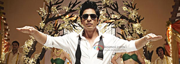 Shah Rukh Khan (Ra.One Movie Stills)