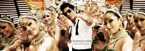 Shah Rukh Khan's Ra.One Movie Stills