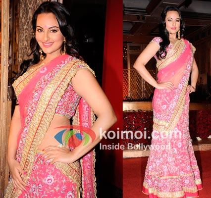 Sonakshi Sinha Best/Worst Dressed