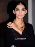 Sonam Kapoor At Kingfisher Modelhunt Flag Off Event