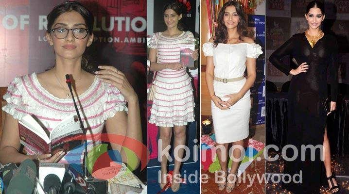 Sonam Kapoor Best/Worst Dressed