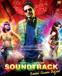 Soundtrack Preview (Soundtrack Movie Poster)