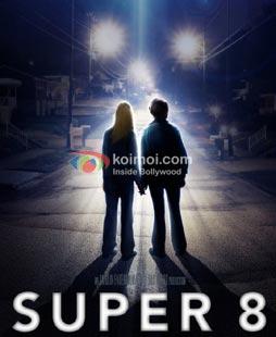 Super 8 Review (Super 8 Movie Poster)