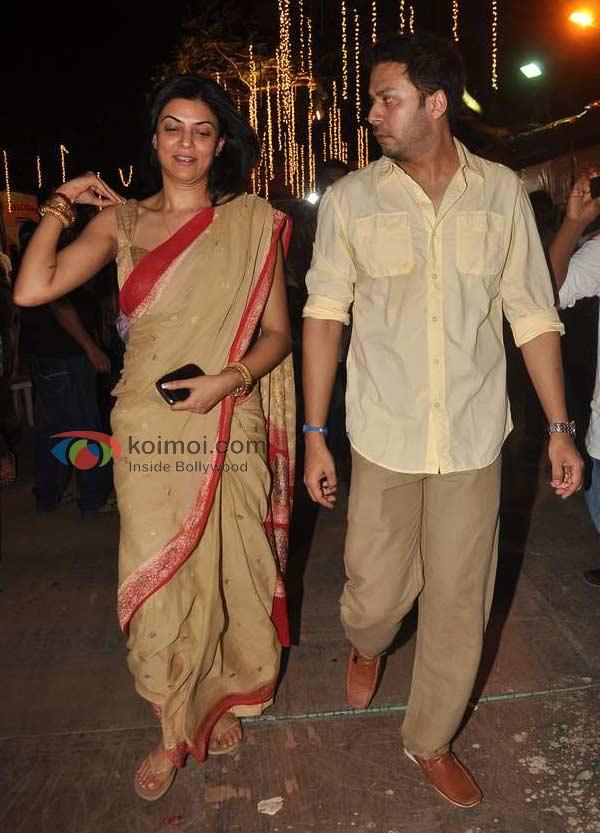 Sushmita Sen Bollywood's Best/Worst Dressed Fashion