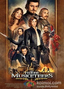 The Three Musketeers Review (The Three Musketeers Movie Poster)