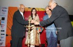 Yash Chopra, Dia Mirza, Ramesh Sippy, Amit Khanna At 13th Mumbai Film Festival