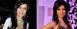 Zeenat Aman, Amrita Rao