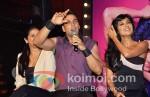 Akshay Kumar, Chitrangda Singh At Desi Boyz Music Launch