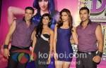 Akshay Kumar, Chitrangda Singh, Deepika Padukone. John Abraham At Desi Boyz Music Launch