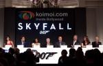 Berenice Marlohe, Javier Bardem, Naomie Harris, Judi Dench, Daniel Craig, Sam Mendes Barbara Broccoli At Skyfall Announcement