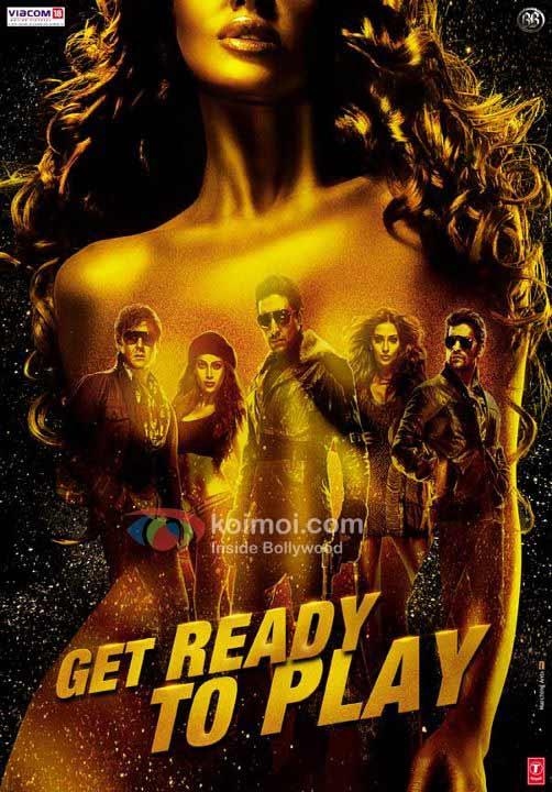 Bobby Deol, Bipasha Basu, Abhishek Bachchan, Sonam Kapoor, Neil Nitin Mukesh (Players First Look Poster)
