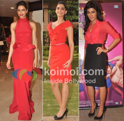Deepika Padukone, Sonam Kapoor, Chitrangda Singh Bollywood's Best/Worst Dressed