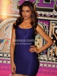 Deepika Padukone At Desi Boyz Music Launch