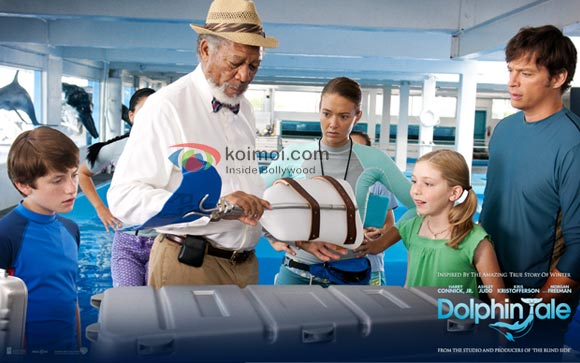Dolphin Tale Review (Dolphin Tale Movie Stills)