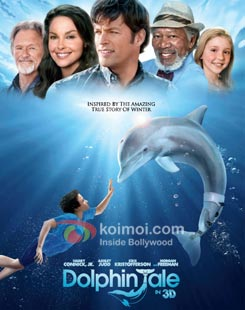 Dolphin Tale Review (Dolphin Tale Movie Poster)