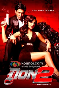 Don 2 Music Review