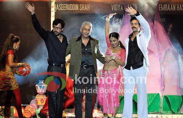 Emraan Hashmi, Naseeruddin Shah, Tusshar Kapoor
