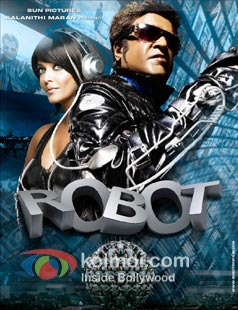 Endhiran-Robot