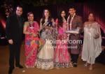 Fardeen Khan, Mumtaz At Priyanka Soorma's Wedding