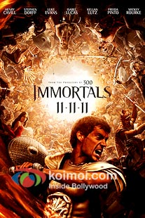 Immortals Review (Immortals Movie Poster)
