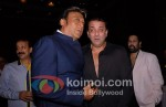 Jackie Shroff, Sanjay Dutt At Rajiv Shukla's Party