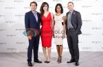Javier Bardem, Berenice Marlohe, Naomie Harris, Daniel Craig At Skyfall Announcement
