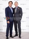 Javier Bardem Daniel Craig At Skyfall Announcement
