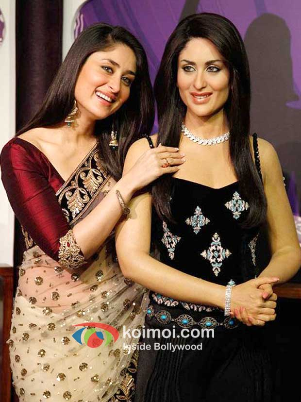 Kareena Kapoor Wax Statue