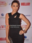 Karisma Kapoor At Hello! Awards 2011