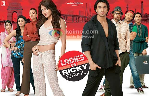 Ladies V/S Ricky Bahl Poster