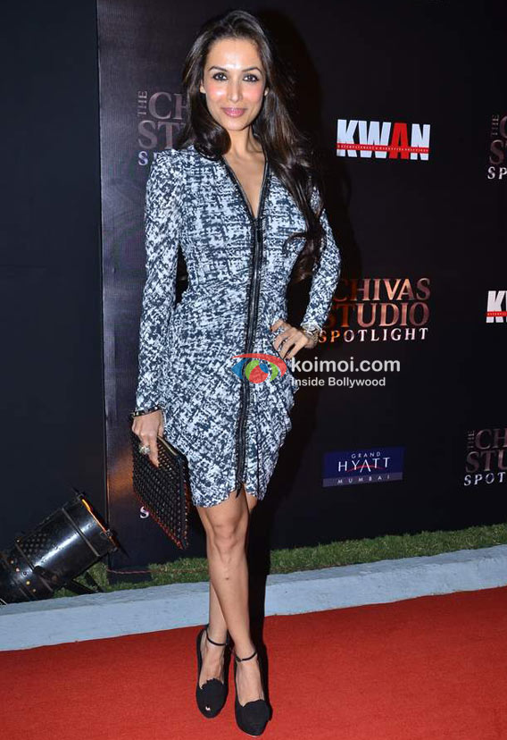 Malaika Arora At Chivas Kwan Bash