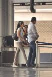 Manyata Dutt ,Sanjay Dutt Visits Aishwarya Rai At Hospital