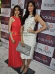 Pooja Makhija, Sonam Kapoor At A Health Product Launch