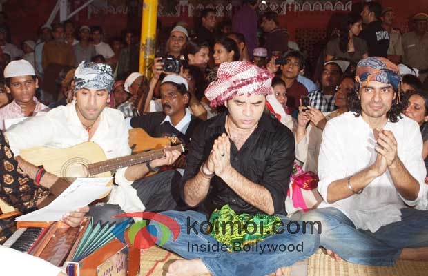 Ranbir Kapoor, Mohit Chauhan, Imtiaz Ali