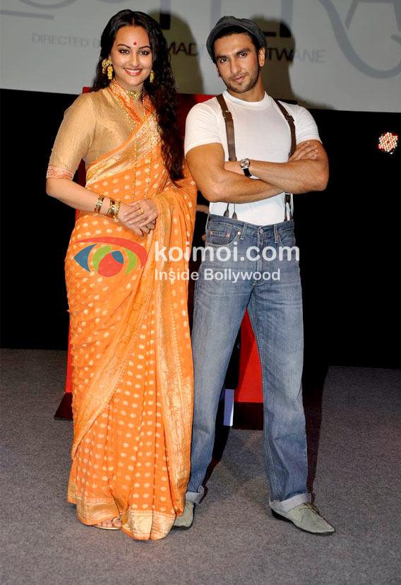 Ranveer Singh, Sonakshi Sinha To Star In Lootera