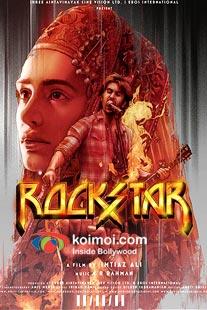 Rockstar In Ranbir kapoor