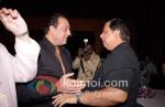 Sanjay Dutt, David Dhawan At Rajiv-Shukla's Party