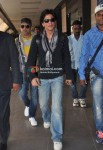 Shah Rukh Khan Arrives From UNESCO Event In Germany