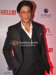 Shah Rukh Khan At Hello! Awards 2011