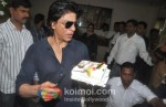 Shah Rukh Khan Celebrates His Birthday