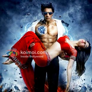 Shah Rukh Khan In Ra.one