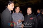 Shahrukh Khan, Mukesh Ambani, Rajiv Shukla At Rajiv Shukla's Party