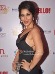 Sophie Choudry At Hello! Awards 2011