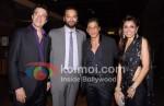 Sunny Dewan, Shahrukh Khan, Queenie Dhody At Rajiv Shukla's Party