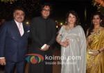 Talat Aziz, Zarine Khan, Bina Aziz At Priyanka Soorma's Wedding