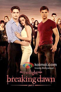 The Twilight Saga Breaking Dawn Part-1